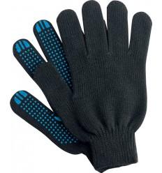 Перчатки ПВХ 5-ти нитка полушерсть